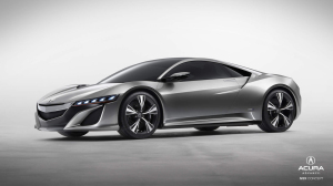 Acura NSX Wallpaper High Resolution