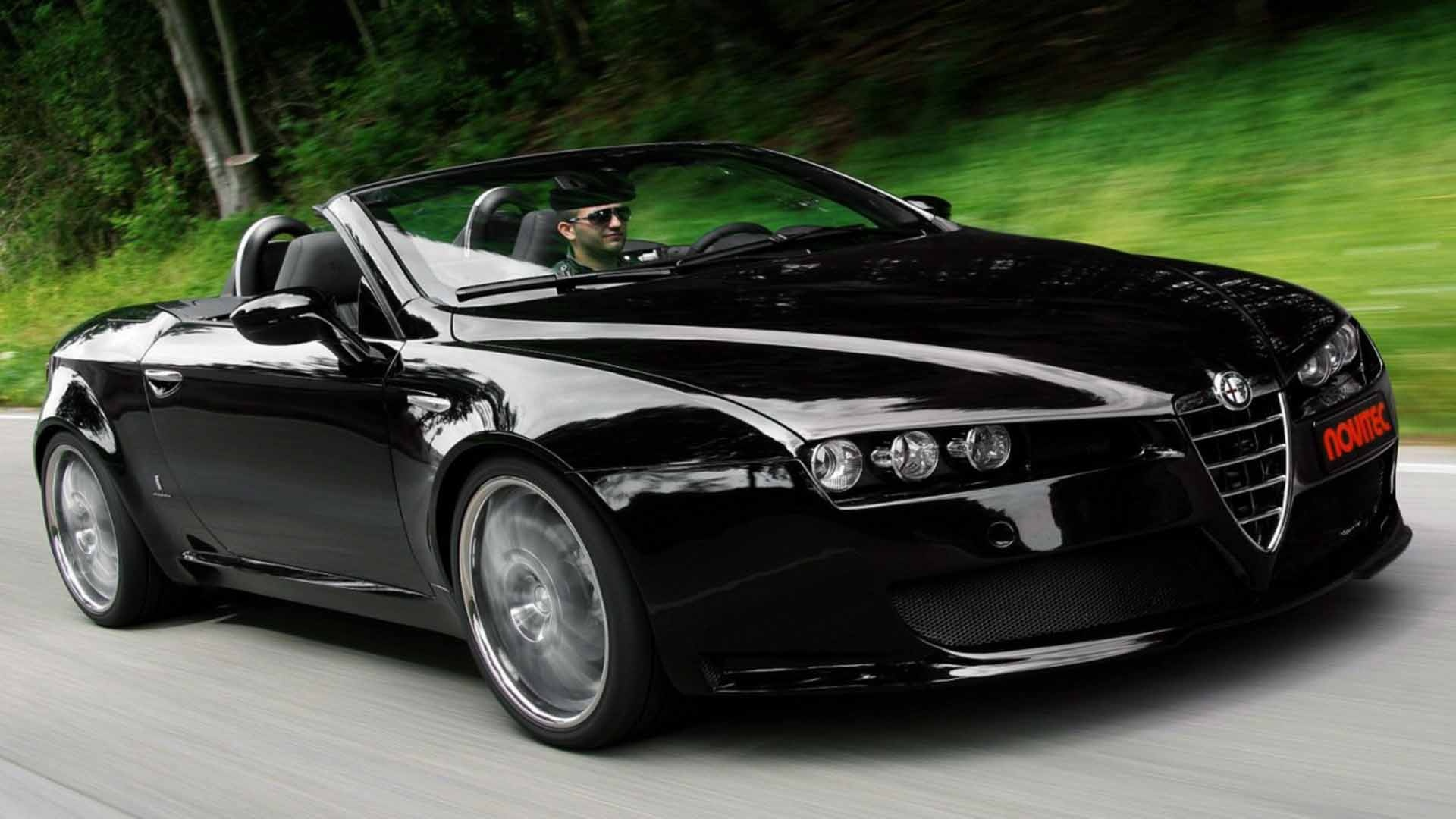 Alfa Romeo Spider Wallpapers HD
