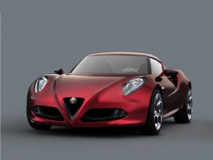 Alfa Romeo Wallpaper 4C