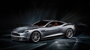 Aston Martin Vanguish Wallpaper Photos