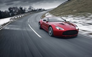 Aston Martin Zagato Wallpaper Image