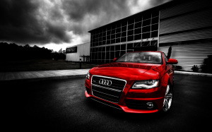 Audi A4 Wallpaper Photos