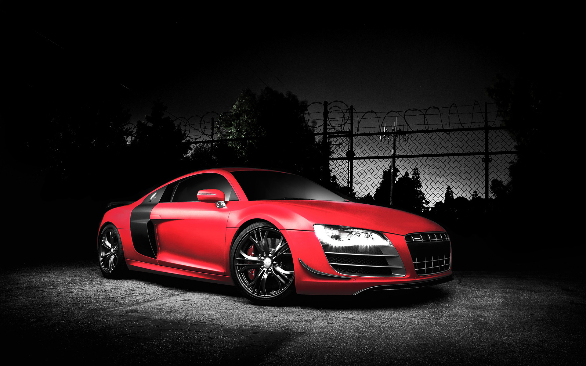 Audi R8 Wallpaper Screen HD