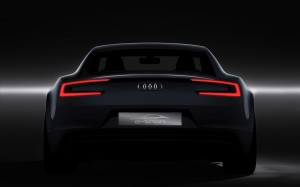 Audi Tron Wallpaper HD Desktop