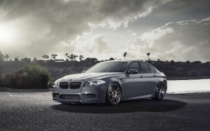BMW M5 Wallpaper Desktop Computer