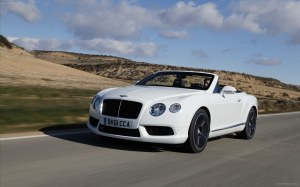 Bentley Continental GT Wallpaper High Res