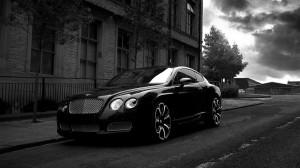 Black Bentley Wallpaper Desktop PC