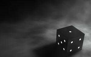 Black Cube 3D Wallpapers HD
