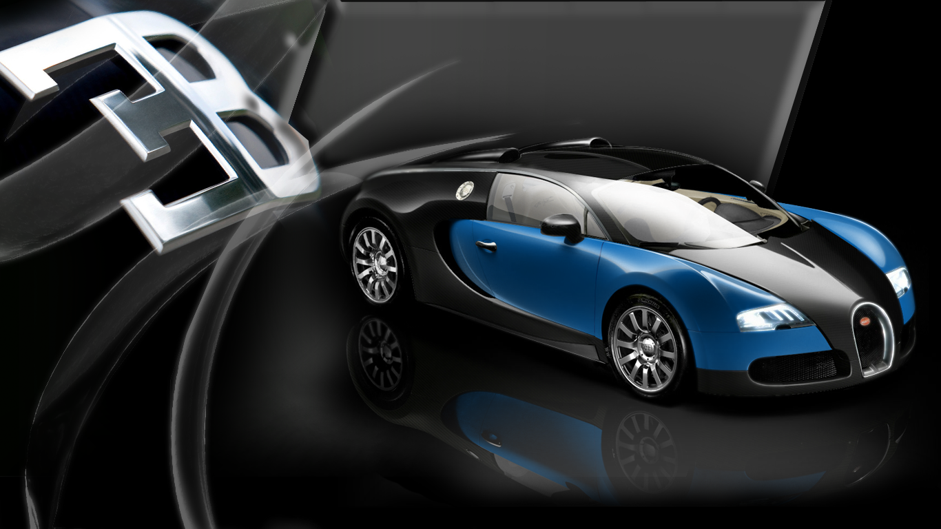 bugatti veyron 3d wallpaper desktop 575 wallpaper. Black Bedroom Furniture Sets. Home Design Ideas