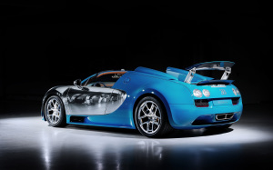 Bugatti Veyron Wallpaper Costantini