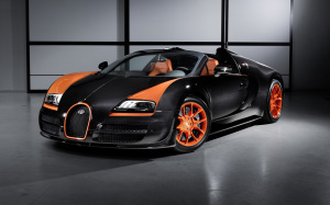 Bugatti Veyron Wallpaper Sport Cars
