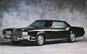 Cadillac Black Wallpaper HD
