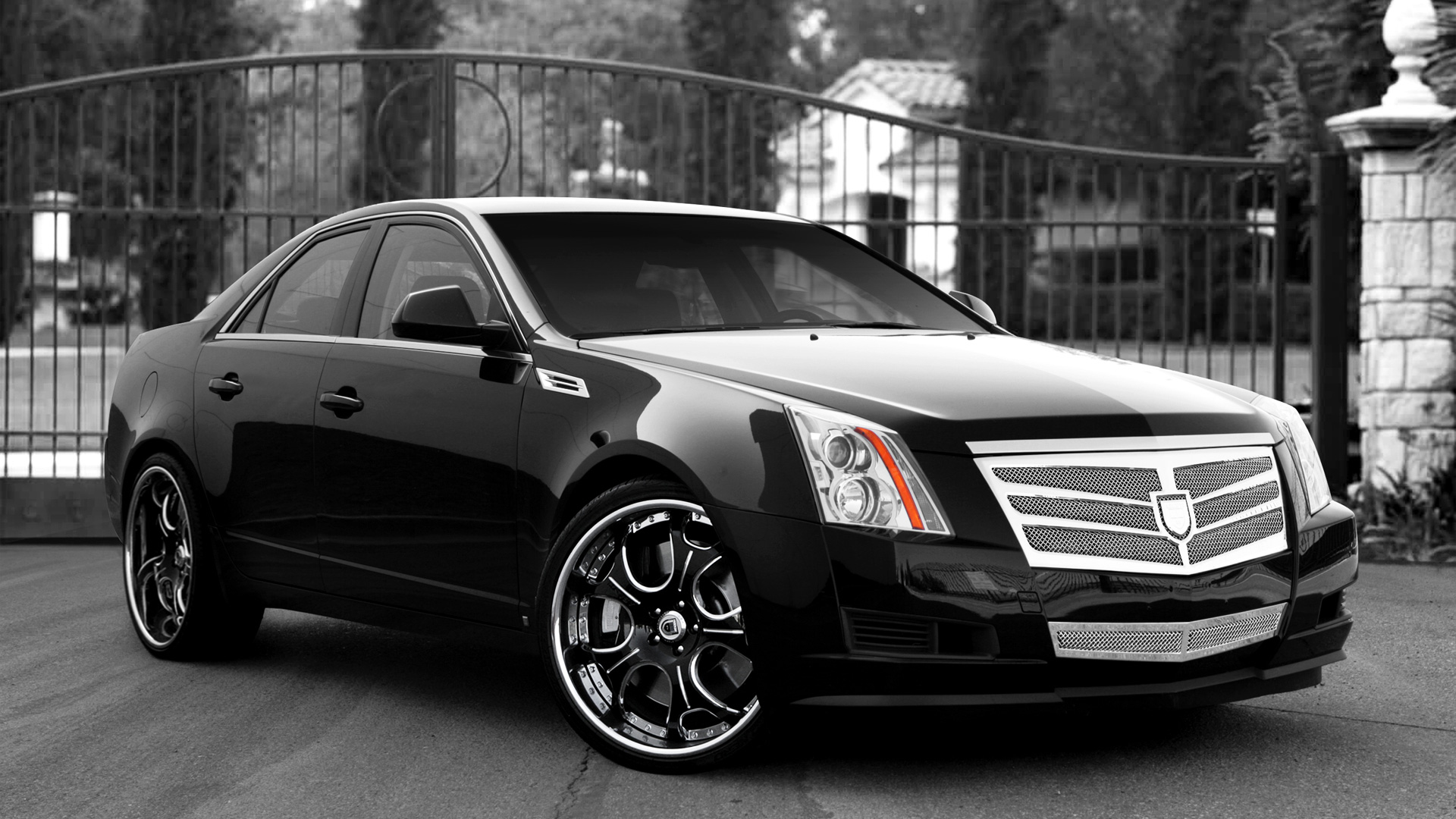 Latest Cadillac Escalade >> Cadillac CTS Wallpaper High Definition #1542 Wallpaper ...