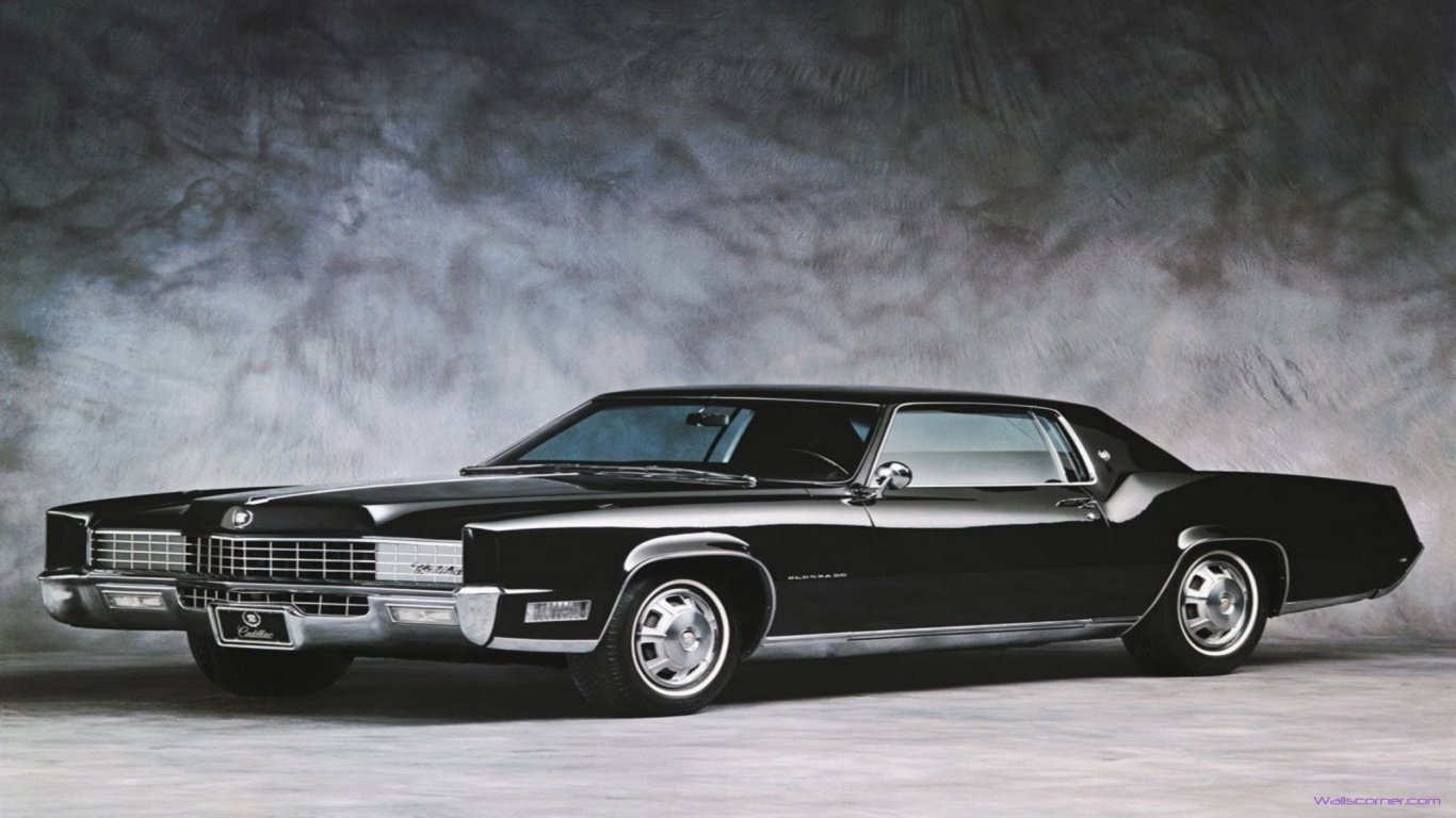 Cadillac Wallpaper 1366×768