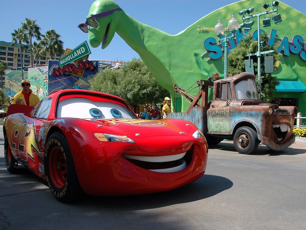 Cars Cartoon Wallpaper HD