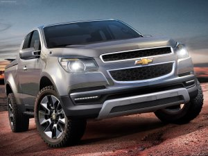 Chevrolet Colorado Wallpaper Concept 2014