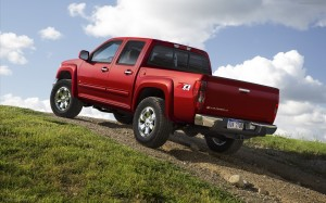 Chevrolet Colorado Wallpaper High Definition