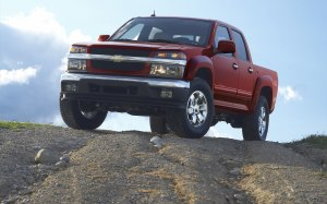 Chevrolet Colorado Wallpaper Image Picture