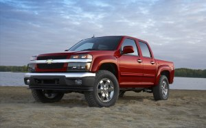 Chevrolet Colorado Wallpaper PC
