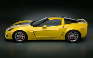 Chevrolet Yellow Wallpaper 1920x1200