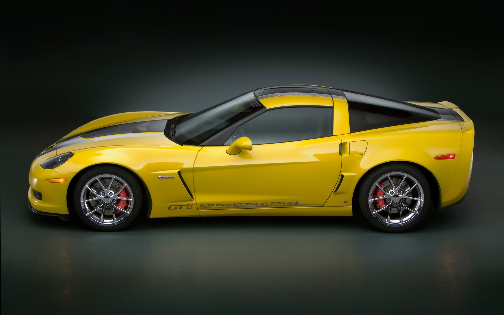 Chevrolet Yellow Wallpaper 1920×1200