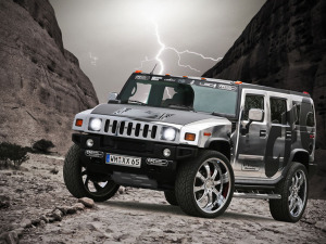 Cool Hummer Wallpaper Windows Seven