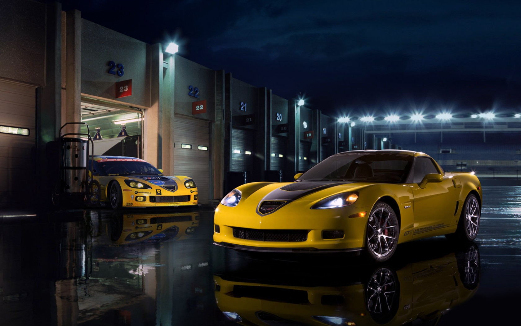 Corvette Stingray Wallpaper Free Download