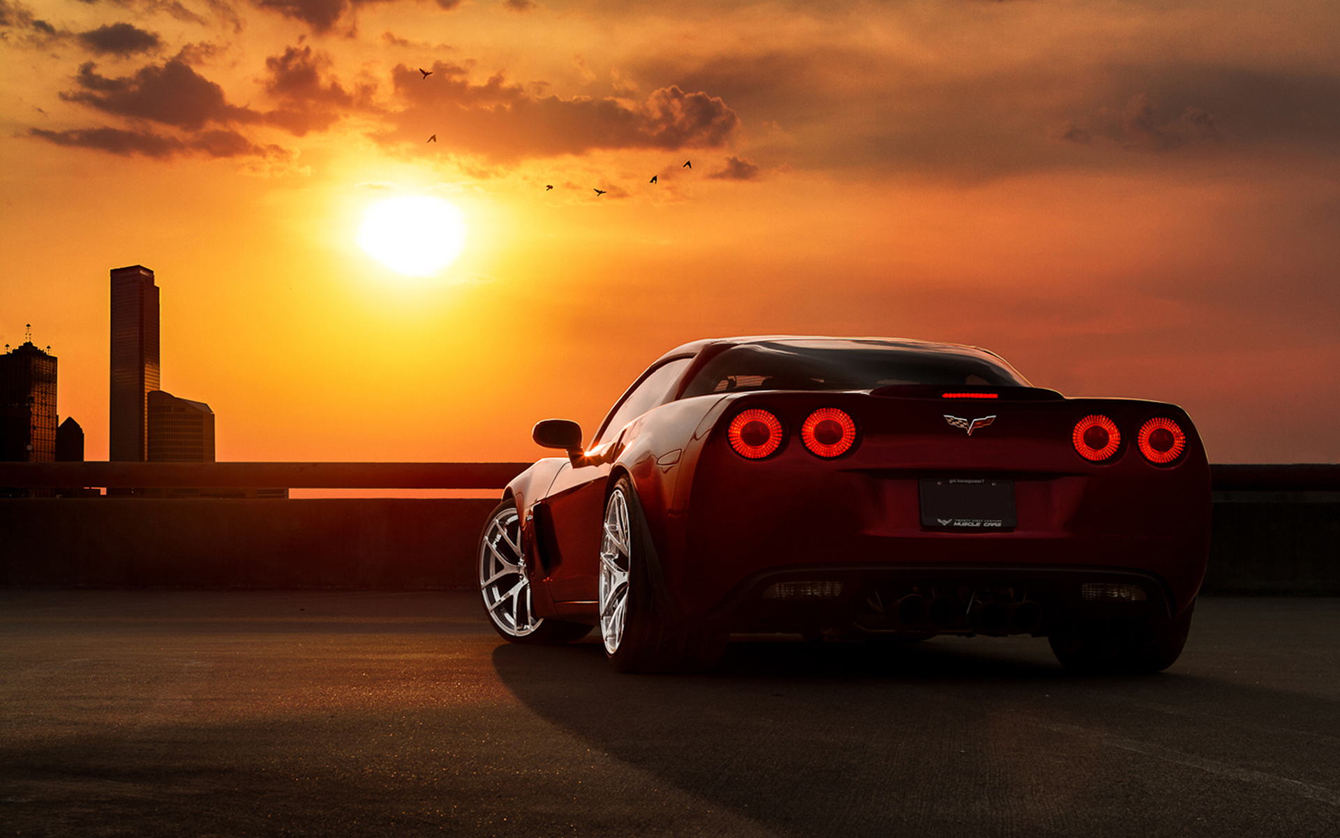 Corvette Stingray Wallpaper HD