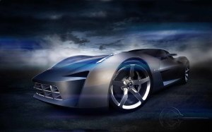 Corvette Stingray Wallpaper High Definition