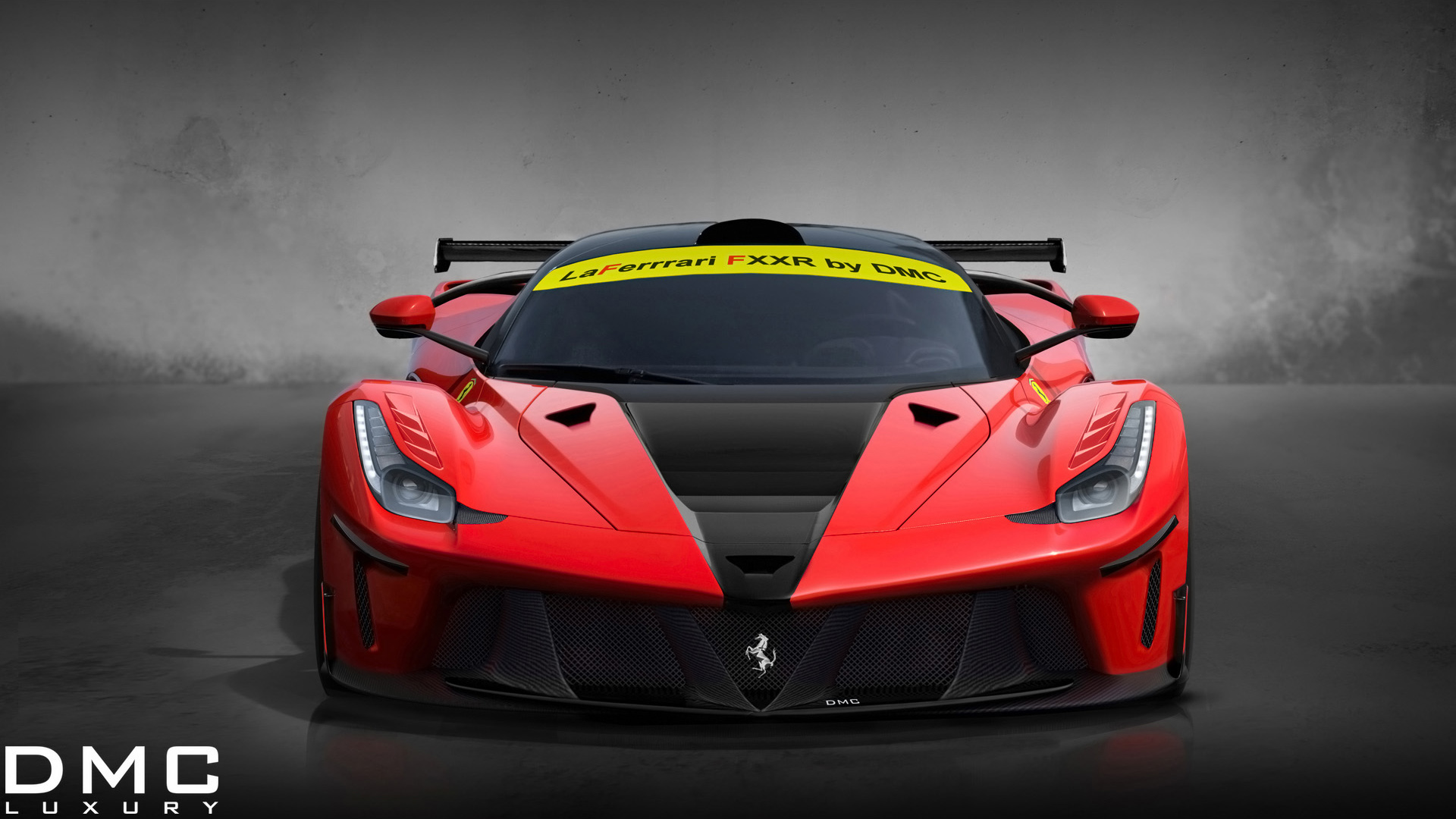 DMC Ferrari Wallpaper HD Computers