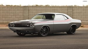 Dodge Challenger Wallpaper 1970 1920x1080