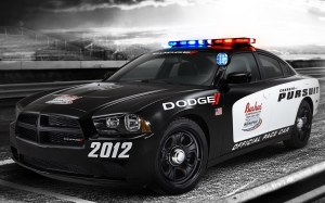 Dodge Charger Wallpaper Police