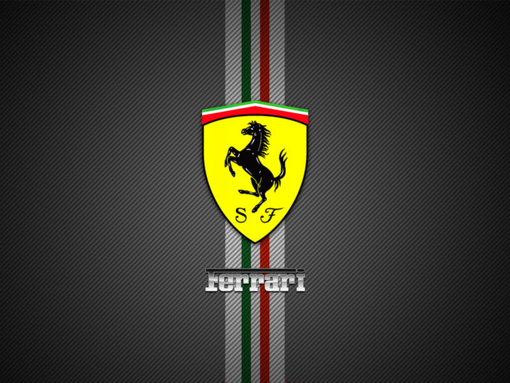 Ferrari logo Wallpaper For Android