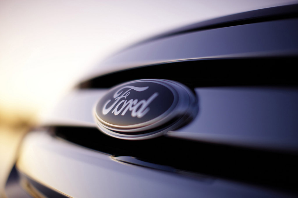 Ford Fusion Wallpaper Logo HD
