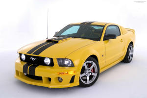 Ford Mustang Modified Wallpaper Photos