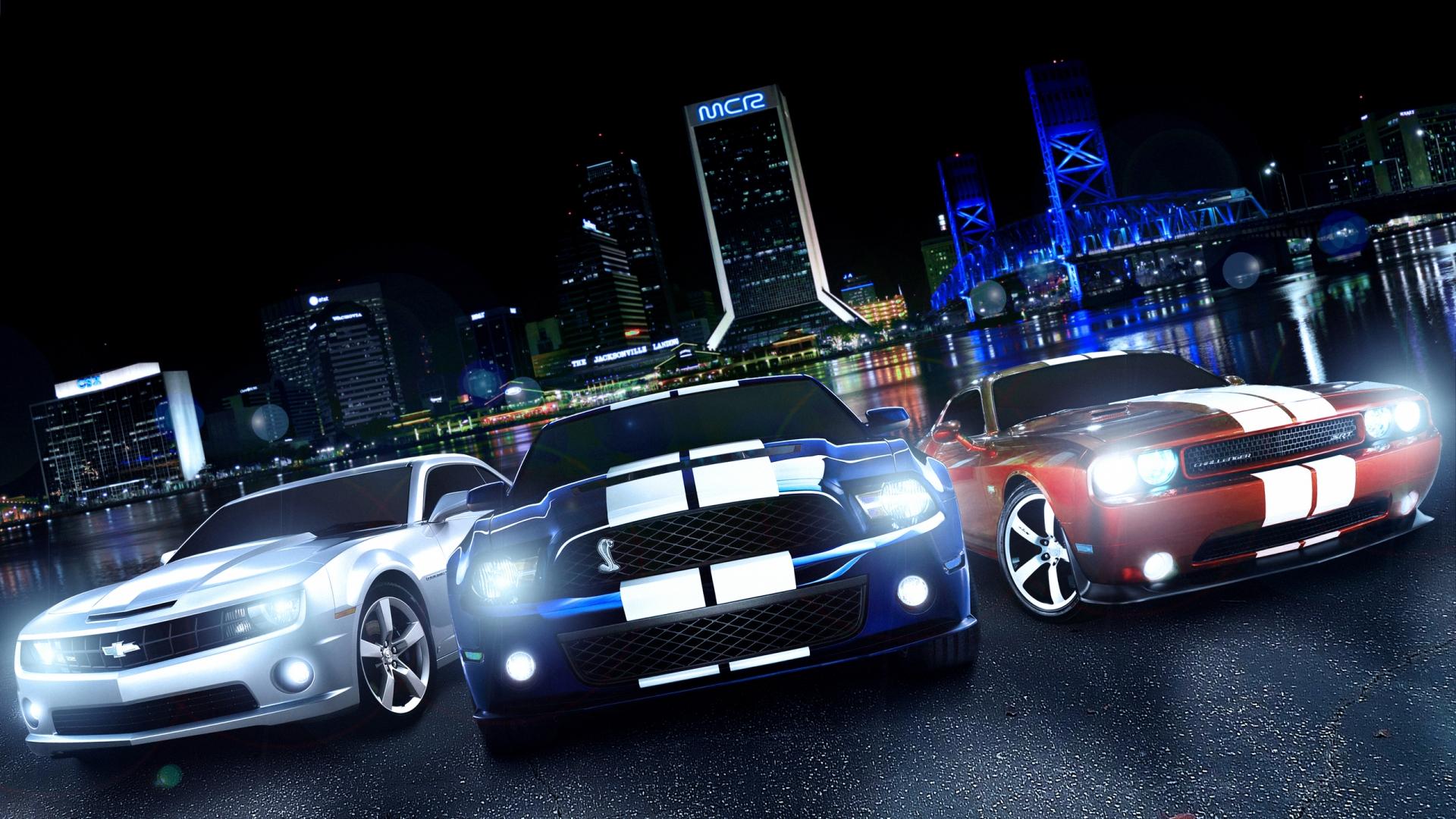 Ford Mustang Wallpaper Photos HD 1080P
