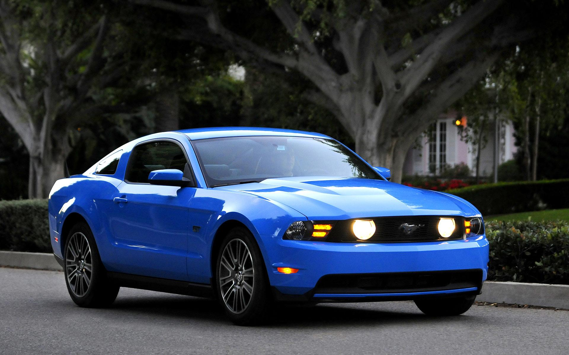 Ford Mustang Wallpaper Simple Costom