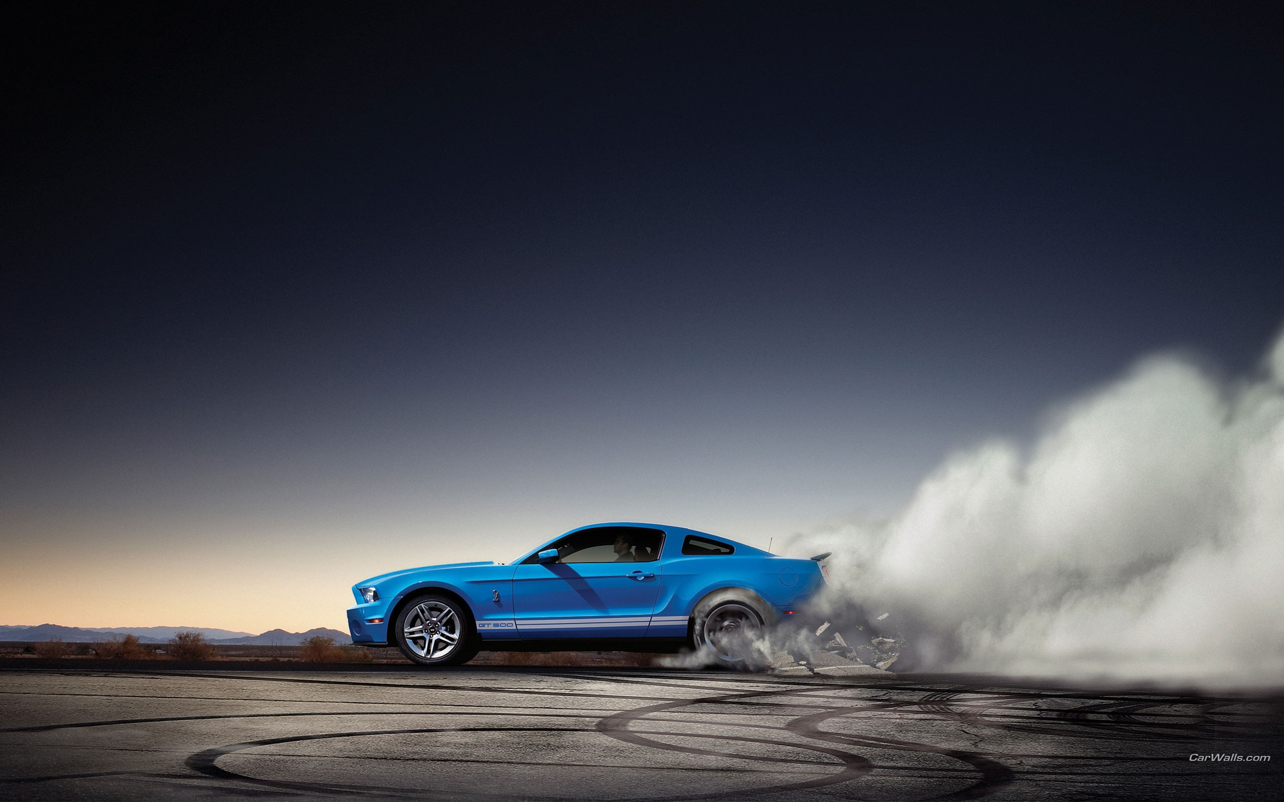 Ford Shelby Wallpaper Background