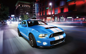 Ford Shelby Wallpaper HD Desktop