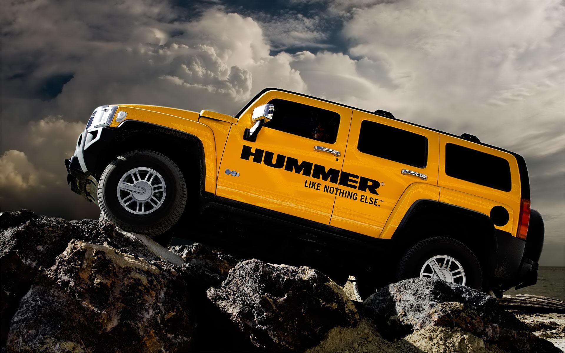 Hummer Cars Wallpaper Photos