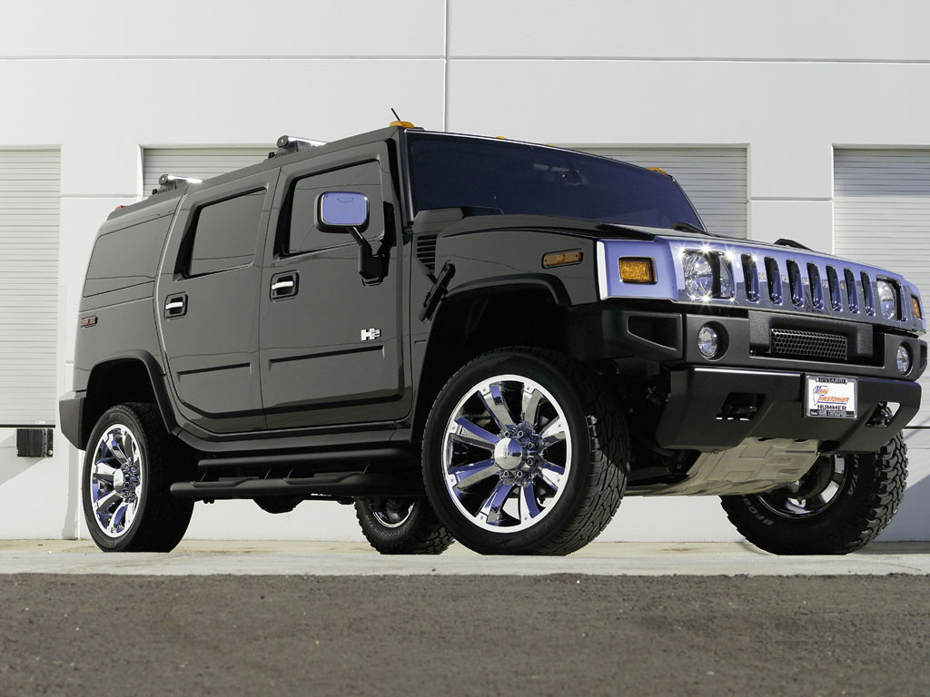 Hummer Wallpaper High Definition