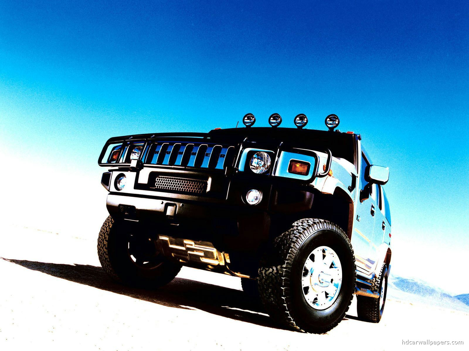 Hummer Wallpaper Image Picture