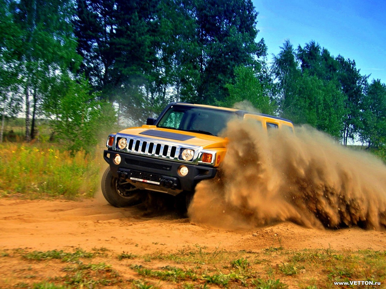 Hummer Wallpaper PC Desktop