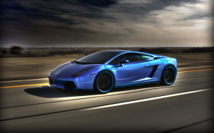 Lamborghini Costom Gallardo Wallpaper