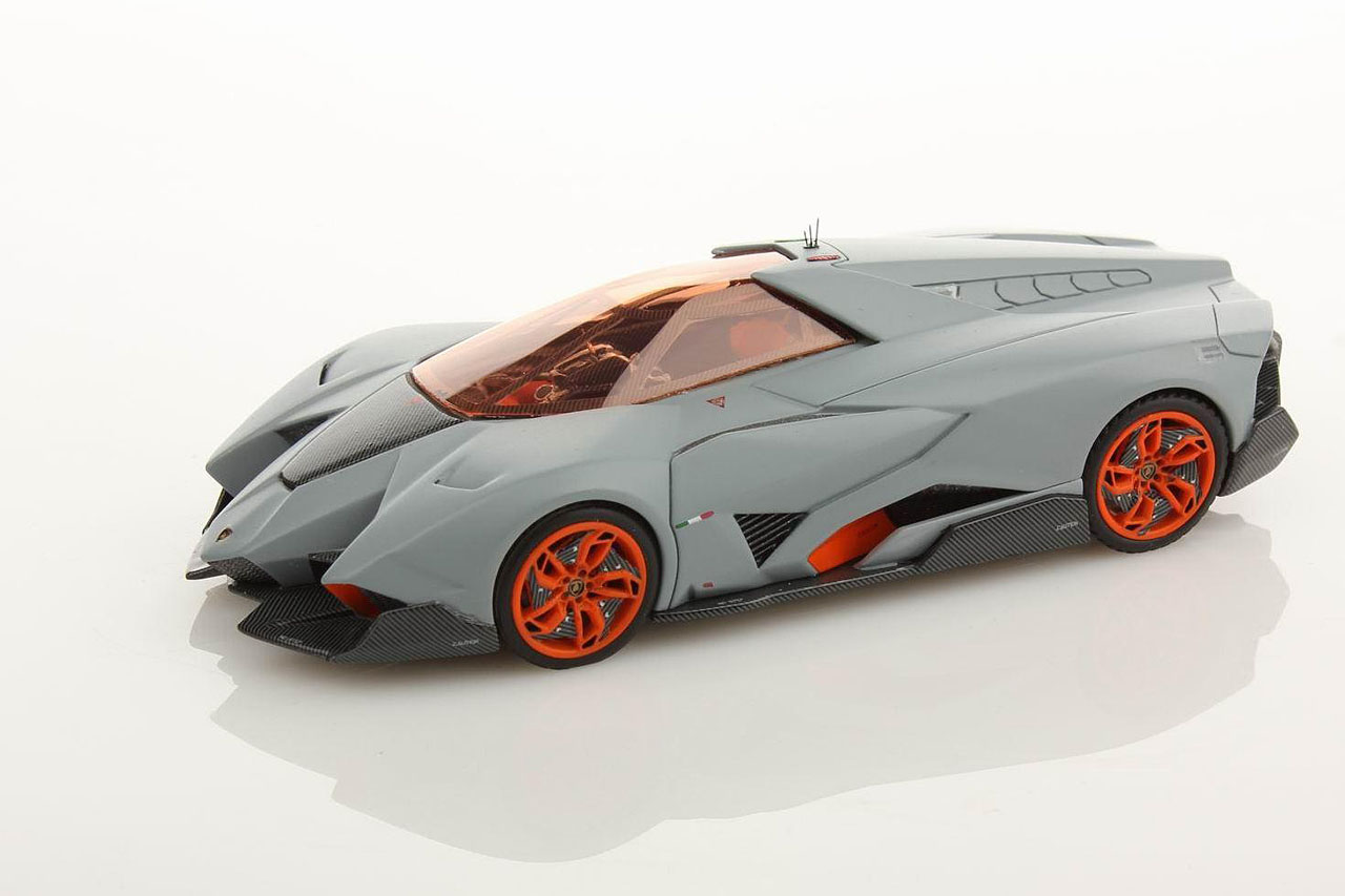 Lamborghini Egoista Wallpaper High Res