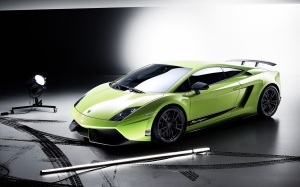 Lamborghini Gallardo LP570 Wallpaper