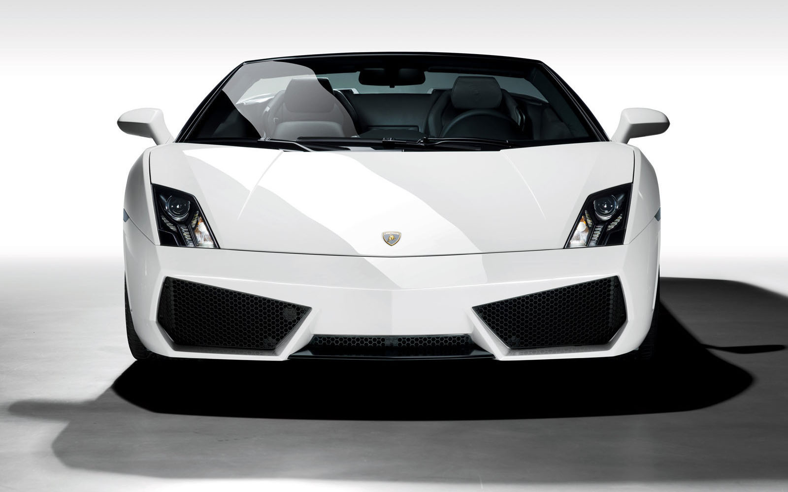 Lamborghini Gallardo Spyder Wallpapers