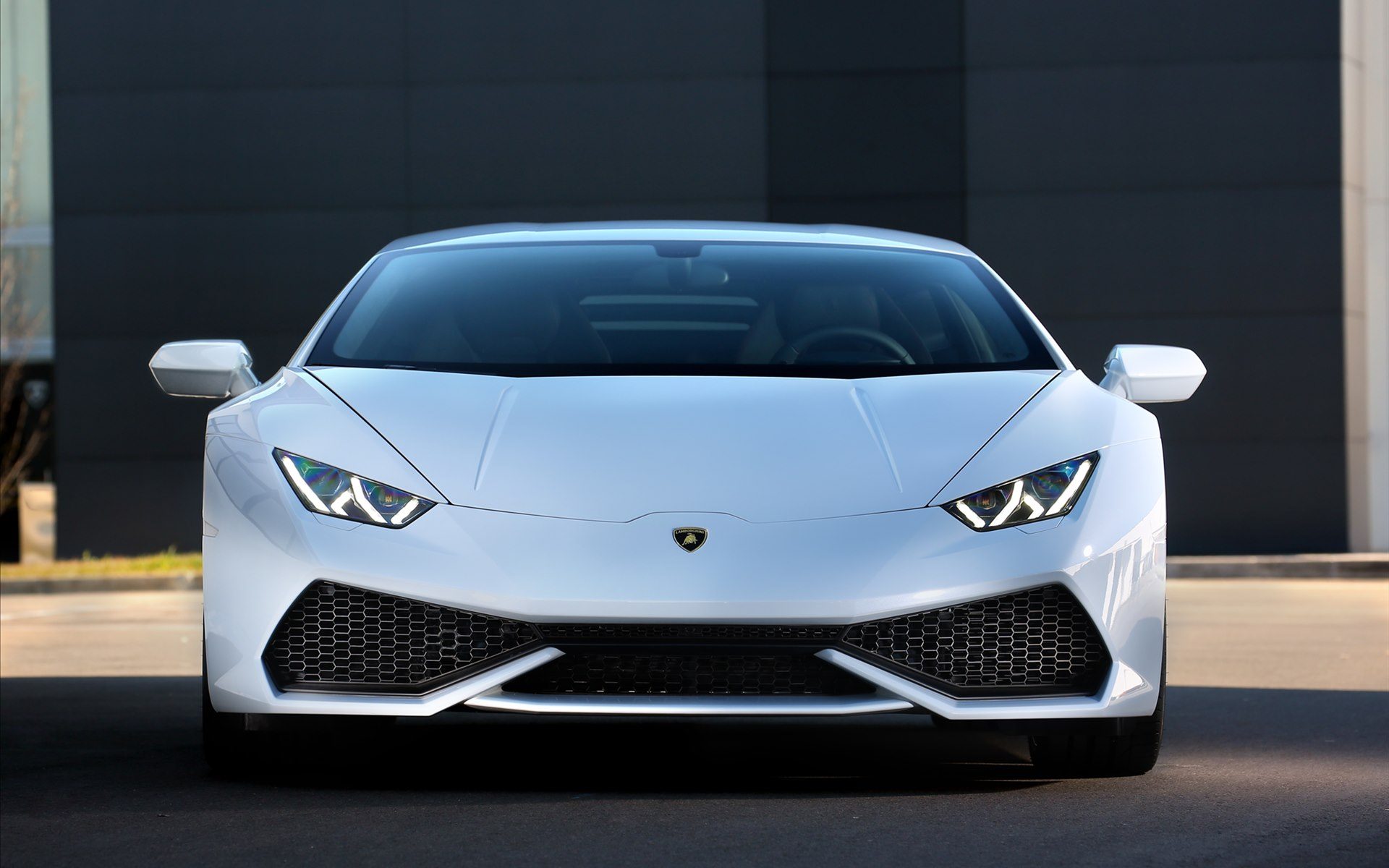 Lamborghini Huracan 2015 Wallpaper Photos