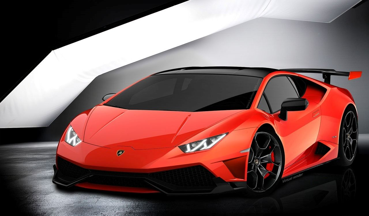 Lamborghini Huracan Spyder Wallpapers