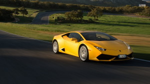 Lamborghini Huracan Wallpaper 3d